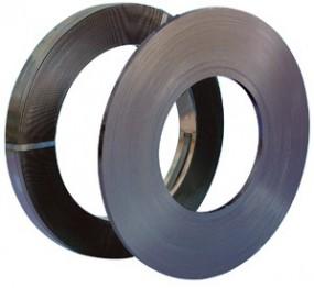Stahlumreifungsband - Stahlband 13 x 0,5mm gebläut Scheibenwicklung